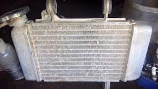 Manfaat air buangan bekas ac untuk mengisi radiator