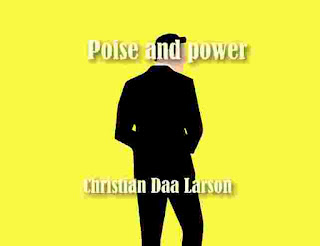 Poise and power  by  Christian Daa Larson