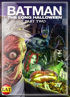 Batman: El Largo Halloween, Parte 2 (2021) DVDRIP LATINO