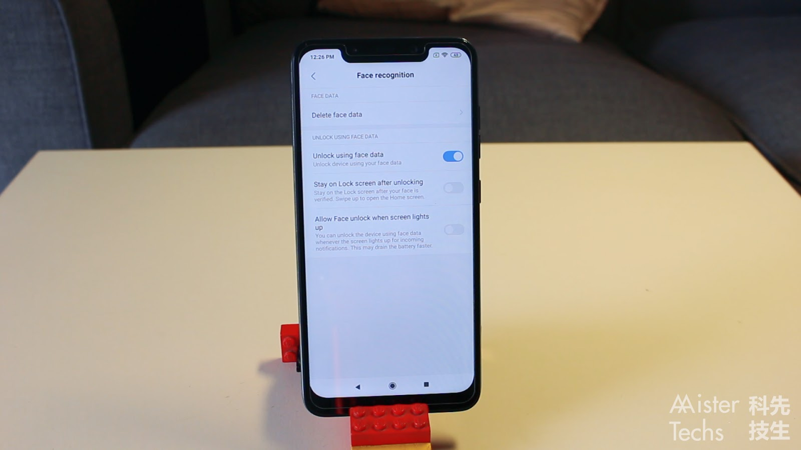 Hands On Xiaomi Pocophone F1 MIUI 10 3 4   Mister Techs