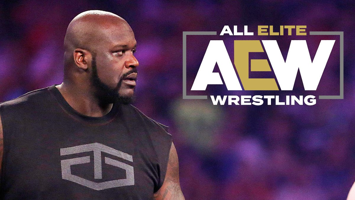 Shaquille O'Neal tem grande estreia no AEW Dynamite