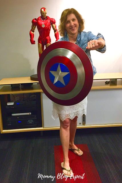 Janis Brett Elspas Mommy Blog Expert Captain America Marvel Studios