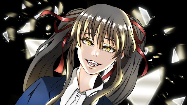 Girl in uniform (free anime images)