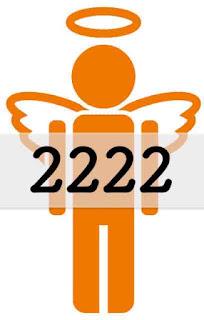 エンジェルナンバー 2222