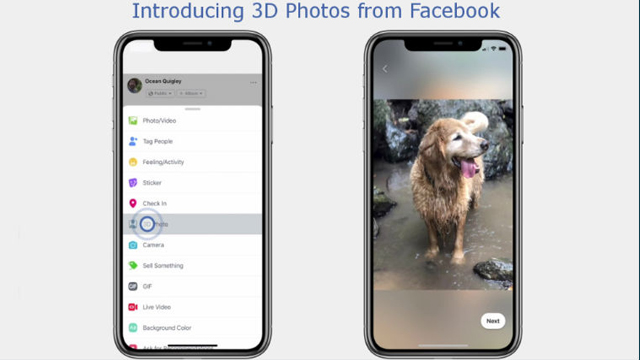 Facebook 3D Photos: How to create, post, and share 3D photos using your iPhone