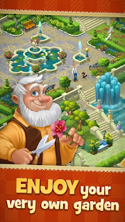 Download Gardenscapes: New Acres v4.0.0 Mod APK Terbaru