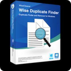 تحميل WISE DUPLICATE FINDER PRO مجانا لحذف الملفات المكررة مع كود التفعيل