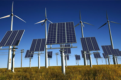 Solar and Wind Energy To Be Primary Source Of Electricity By 2050