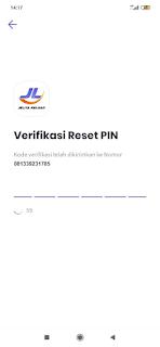 Login APK Jelita Pulsa Payment