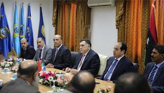 Libyan unity government