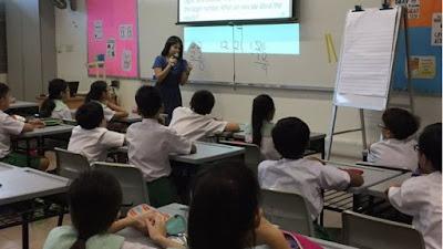 pendidikan dasar singapura