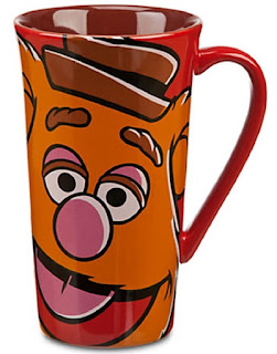 The Muppets Most Wanted Fozzie Bear Coffee Mug
