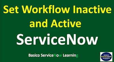 Deactivate Catalog Item in Service
