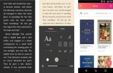 eBoox: lector de libros electrónicos fb2, epub y mobi para móviles (iOS y Android)