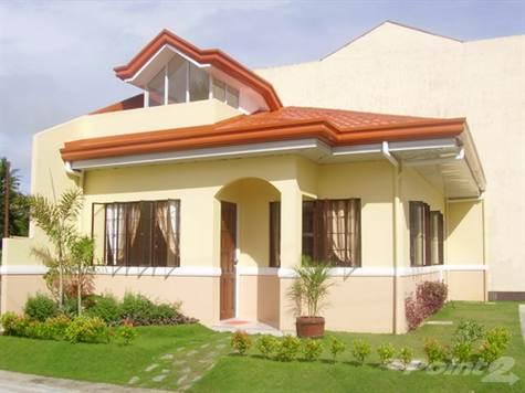 50 photos of small but beautiful and low cost houses that for Cebu home designs