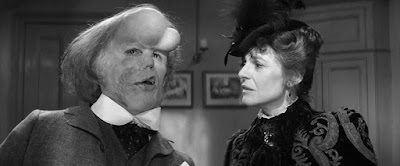 The Elephant Man - John Hurt and Anne Bancroft