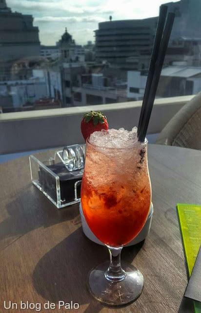 Strawberry fizz - H10 Cubik