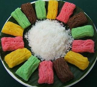 Resep Membuat Kue Getuk Tradisional Yang Lezat