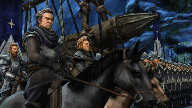 Imagem do Game of Thrones: A Telltale Games Series