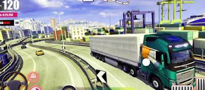 تحميل لعبة محاكي الشاحنات