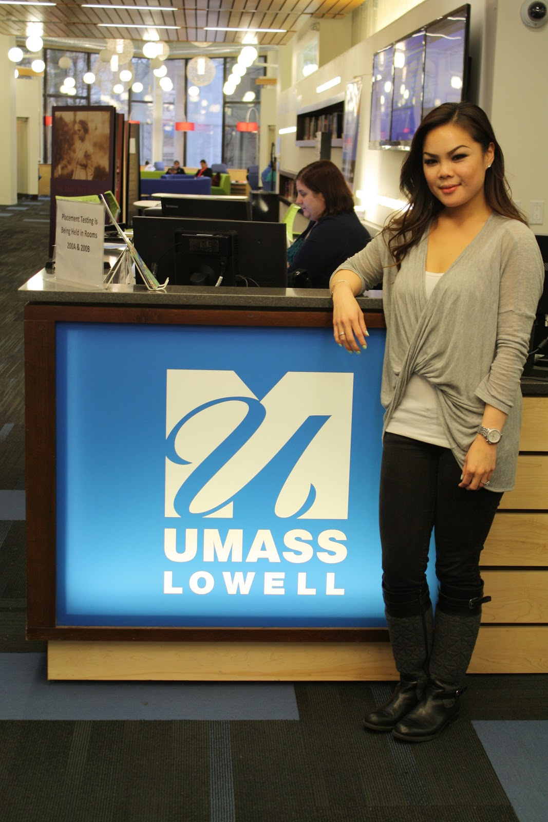 UMass Lowell Students Feed Lowell and the Web