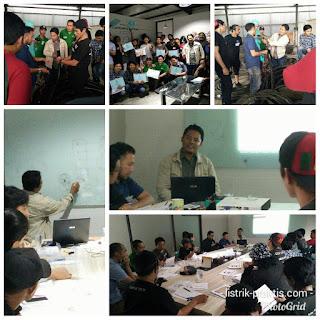 In house training listrik-praktis di perusahaan