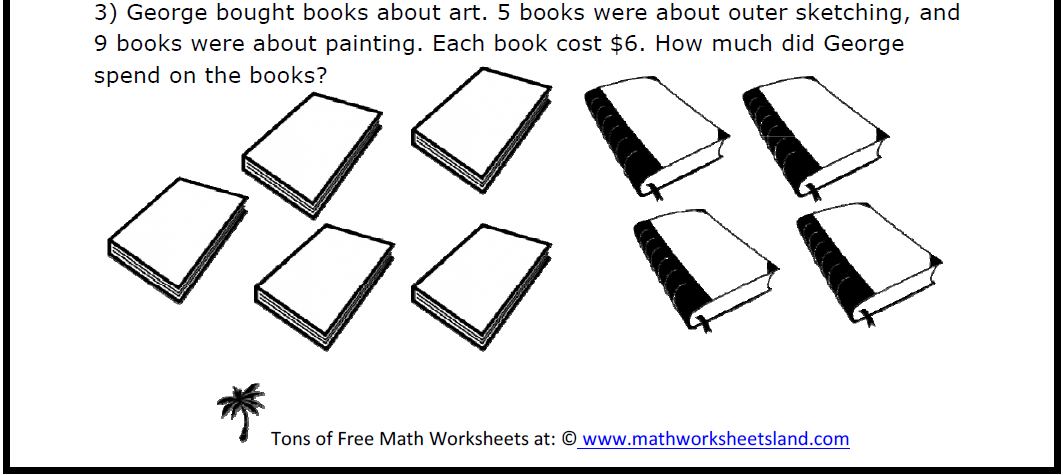Critical thinking math problems for 4th grade