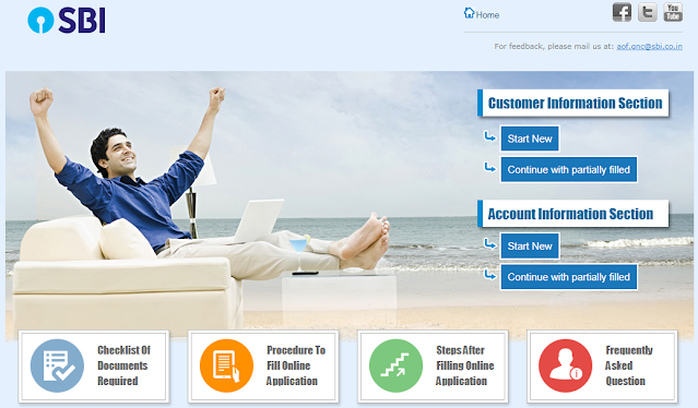 sbi-nre-account-online-application-form