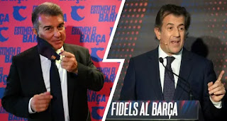 Electing Laporta would be a mistake, he induced the club in debt: Barca Presidential candidate