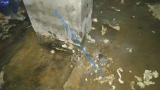 injeksi perbaikan bocor basement