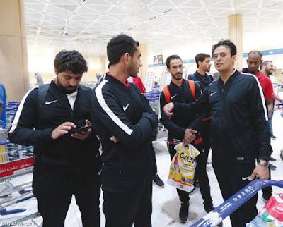 حكام الدوري السعودي .. يصلون الرياض