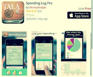 برنامج Spending Log pro