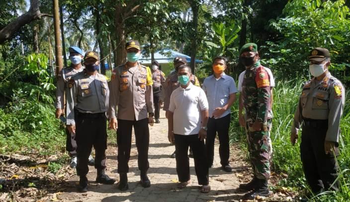 Sebanyak 1.912 Paket Sembako Telah Dibagikan Oleh Polres Bintan