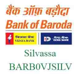 Vijaya Baroda Bank Silvassa Branch New IFSC, MICR