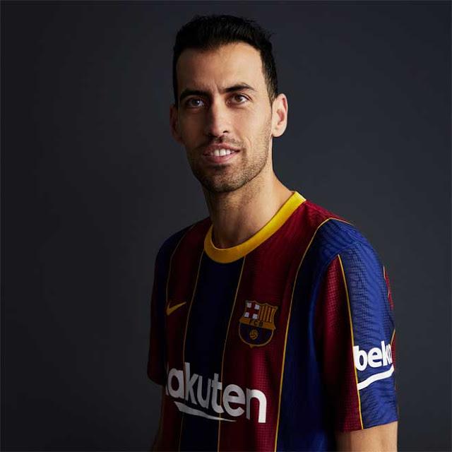 """Barca ra mắt áo đấu bị chê """"nhái"""" Crystal Palace, 4 SAO vắng mặt khó hiểu 2"""