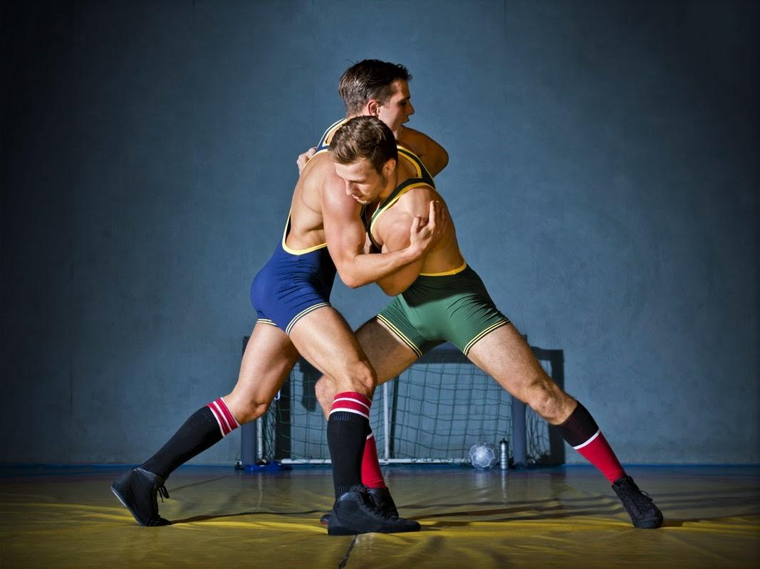 Gay iv video wrestling