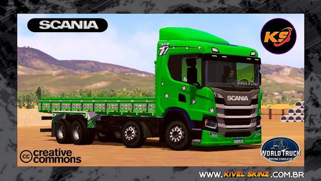 SCANIA P320 - SPOLIER TRANSPORTES