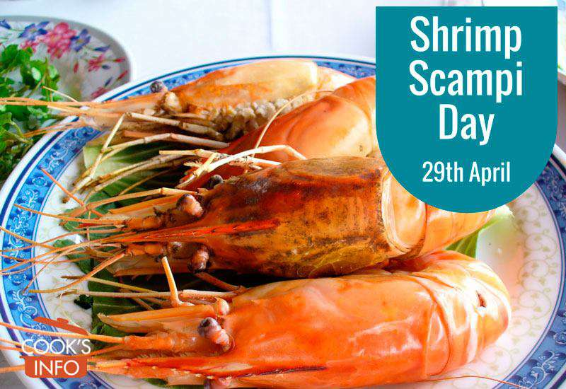 National Shrimp Scampi Day Wishes Awesome Picture