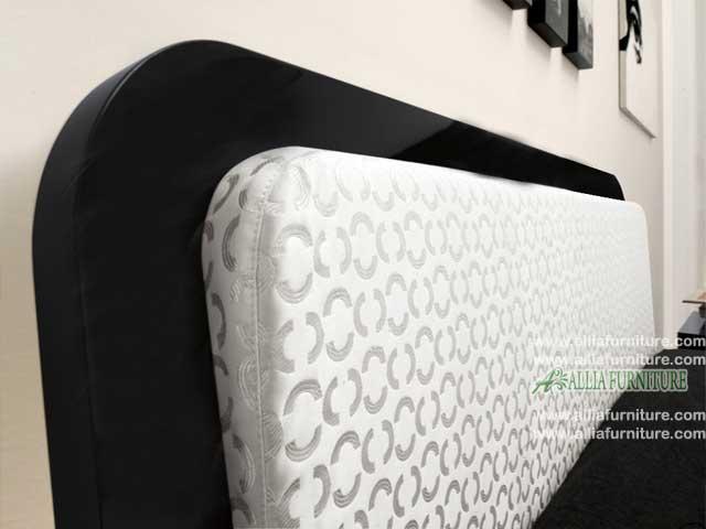 headboard tempat tidur minimalis modern soul
