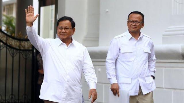 Pernah Dipecat dari AKABRI, Edhy Prabowo Ungkap Disekolahkan Prabowo dan Diberi Uang Bulanan
