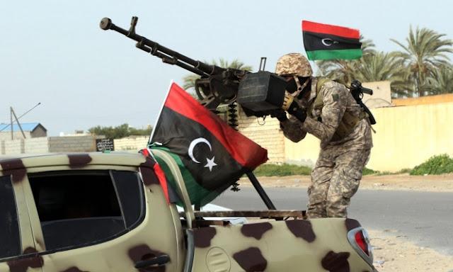 """""""بعثة الأمم الأمم المتحدة للدعم في ليبيا"""" تنشر بيانا تعبر فيه عن أسفها من إستمرار إنتهاك حظر التسليح في ليبيا"""