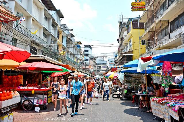 Entree Kibbles: Sampeng Lane Wholesale Market @ Bangkok ...