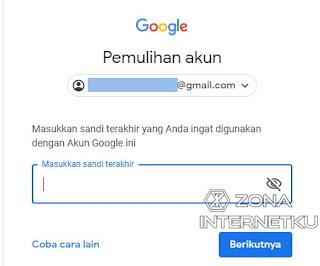 Cara Mudah Untuk Memulihkan Akun Gmail Yang Lupa Password Dengan Nomor Telepon 2