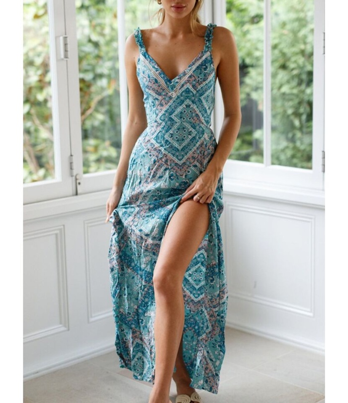 https://www.shestar.com/sexy-v-collar-split-thigh-floral-print-boho-cami-maxi-dress.html