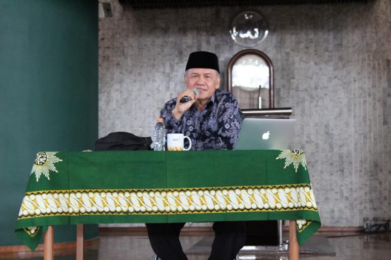 Sebut Narasi 'Memojokkan Islam' Semakin Luas, Muhammadiyah: Ada Pake Kopiah Dikatain Kadrun, Gak Usah Marah