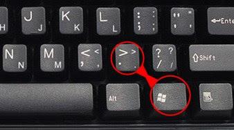 keyboard-shortcut-using-emoji