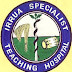 Irrua Specialist Teaching Hospital Post-Basic Nursing Form 2020/2021