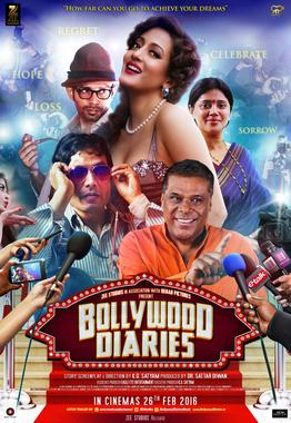 Watch Bollywood Diaries (2016) DVDRip Hindi Full Movie Watch Online Free Download