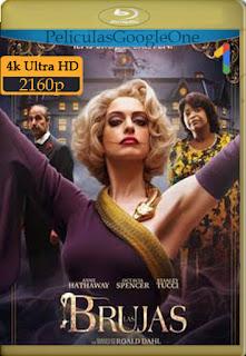 Las brujas (2020) [2160p 4K Web-Dl-HDR] [Latino-Inglés] [LaPipiotaHD]