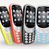 HMD Global Menambah Varian Nokia 3310 Reborn dengan Dukungan Jaringan 3G